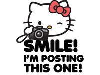 Cute ^_^ Hello Kitty