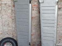 Alter Vintage Spind Stahlschrank Grau Stahlschrank Spind Schliessfacher