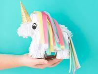 Pinterest group board: Unicorn Party Ideas