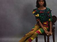 55 Shades of African Prints