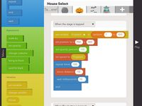 Apps, online resources and articles about teaching coding to students.