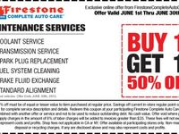 firestone oil change coupons december 2014