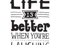 Blijf lachen