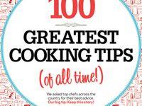 Kitchen: Tips-tutorials