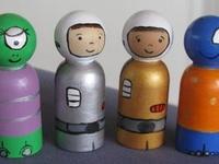 Homemade toys