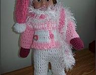crochet doll clothes & stuff