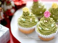 Christmas Cupcakes/Treats
