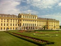 Wien, Austria / un formidable voyage dans le temps à travers les différents monuments de la capitale Autrichienne...