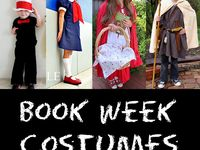 Librarian-ing: Family Literacy Day: Book Characters