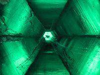 Trapiche: лучшие изображения (51)   Gemstones, Crystals и ...