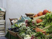食べて、見て美しい野菜達