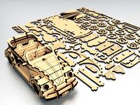 Лучших изображений доски «3D пазлы»: 81 | Wooden puzzles ...