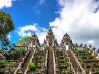 I Love Indonesia / Indonesia has a diverse ethnic and cultural beauty apart. one of them is the beautiful sights amazing