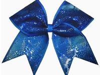 53 Best Make Cheerleading Bows Images Bow Hair Clips