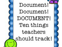 Display info, Documenting and planning strategies,  ideas and templates