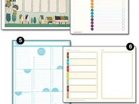 Planning, Printable's, organization