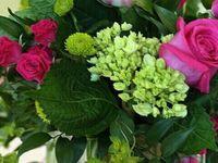 Gorgeous flower arrangements