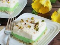 Pistachio Desserts