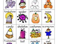 Halloween Ideas/Activities
