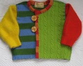 felted sweaters and wools