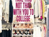 So college