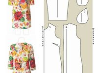 Fabrics craft & Sewing Patterns & ideas / All about Fabric Craft, Refashion, Sewing ideas