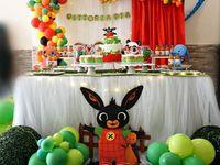44 Idee Su Festa Bing Compleanno Coniglietto Bing Feste Di Compleanno A Tema