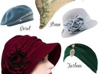 Wear: I LOVE Hats!!!