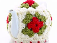 Cozies for pots, jars and cups