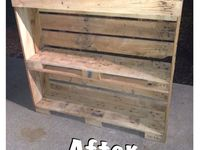 Ideas using Pallets