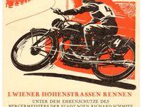 Logo Motorcycles Idea de Regalo para los Amantes de Las Motos Dise/ño Vintage 2,5 l Nostalgic-Art Retro Vorratsdose Flach Moto Guzzi Lata de Chapa con Tapa
