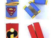 Kindergarten - Super heroes-themed guidance