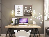 Mieszkanie w stylu eklektycznym / Styl eklektyczny inspirowany jest różnymi kierunkami w kulturze i sztuce, zakłada łączenie kilku stylów. Dziś prezentujemy nasz nowy projekt mieszkania w stylu eklektycznym, z wykorzystaniem ciepłego drewna, industrialnych akcentów i stylizowanych mebli. Więcej o nas znajdziesz na www.monostudio.pl