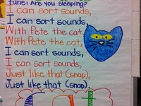 Pete the Cat Ideas/Activities