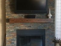 12 Best Images About Fireplace Mantle On Pinterest