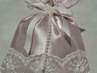 bolsitas de tela decoradas