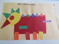 Theme:dinosaurs and reptiles + pumpkins