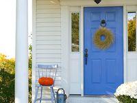 Simple Porch detail