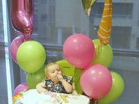 Macy's First Birthday
