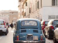 Vintage car love ❤