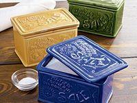 Salt,Pepper,& Sugar Shakers,Grinders,and Boxes