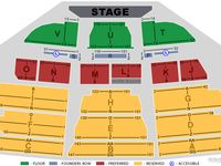 Bowl Seating Hollywood Bowl Seating Dead And Company Seating Charts