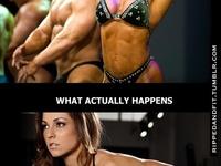 Workin' on my fitness!
