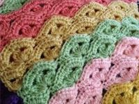 Free Crochet Pattern For Polish Star : Crocheting - Afghans on Pinterest Afghans, Blankets and ...