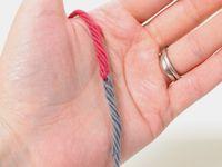 Knit instruction