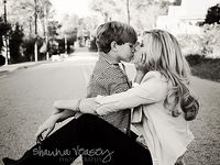 Mom & Son photography