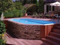 Great Ideas for Above Ground Pools