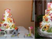 Wedding Cake Sacramento Wedding Cakes On Pinterest Sugar Flowers Sacramento And Wedding