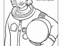 sonia sotomayor coloring page 12 best images about hispanic heritage on pinterest