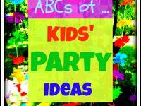 Party Plans & Decorations
